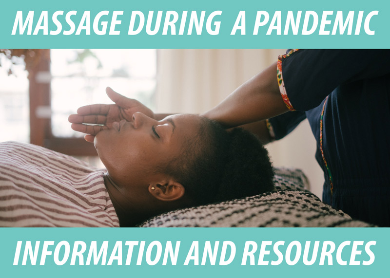 Massage During Pandemic